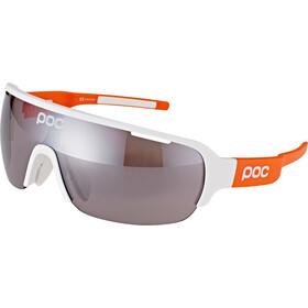 POC DO Half Blade AVIP Aurinkolasit, hydrogen white/zink orange